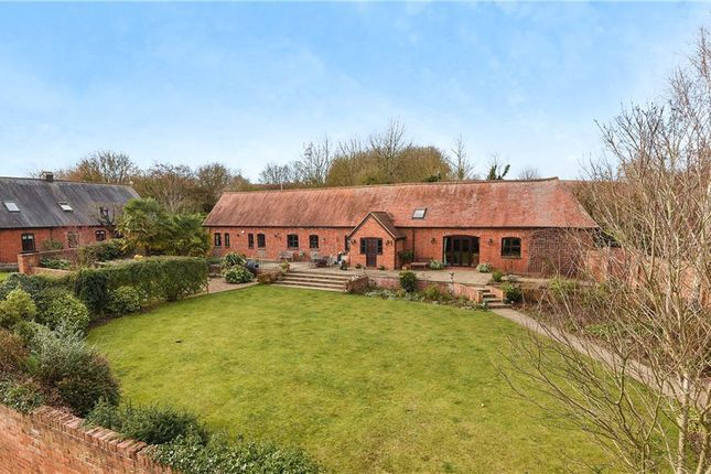 Thumbnail Detached house for sale in Foxhill Lane, Playhatch, Reading