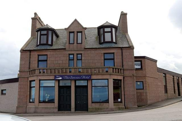 Thumbnail Leisure/hospitality to let in Seaview Road, Boddam, Peterhead