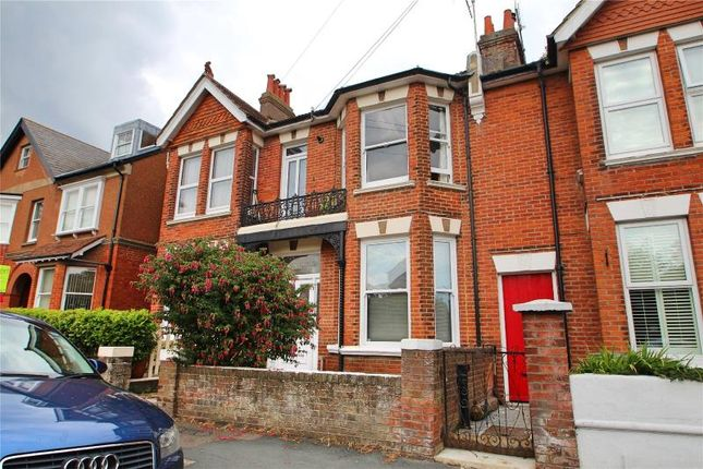 Thumbnail Flat for sale in Salisbury Road, Worthing, West Sussex