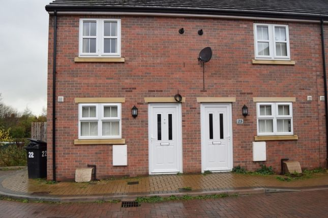 Thumbnail Terraced house to rent in Laurel Close, Carlisle