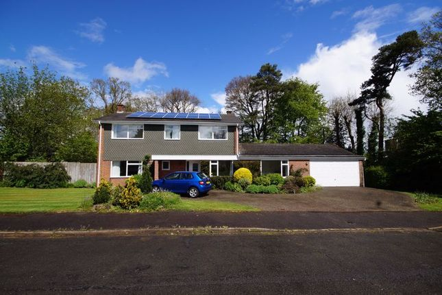 Thumbnail Detached house for sale in Upper Hollis, Great Missenden