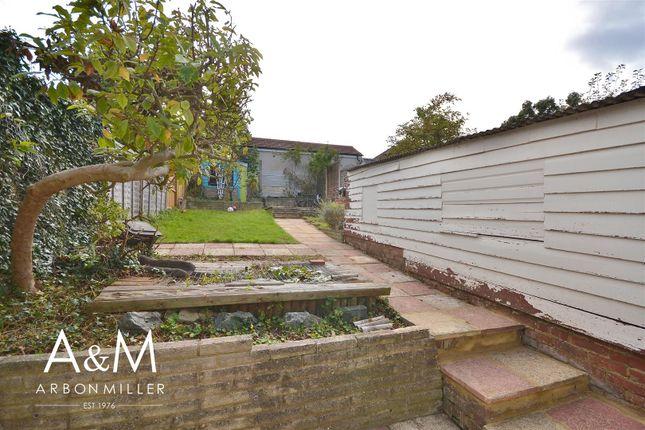 Rear Garden of Dovedale Avenue, Clayhall, Ilford IG5