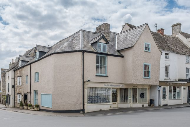 Thumbnail Office for sale in Market Place, Tetbury