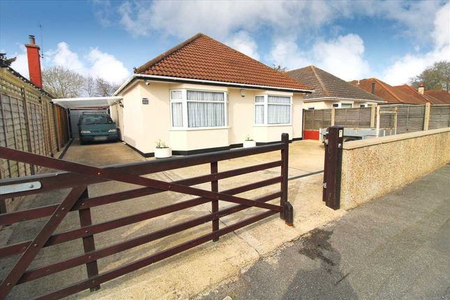 Thumbnail Detached bungalow for sale in Home Road, Bournemouth