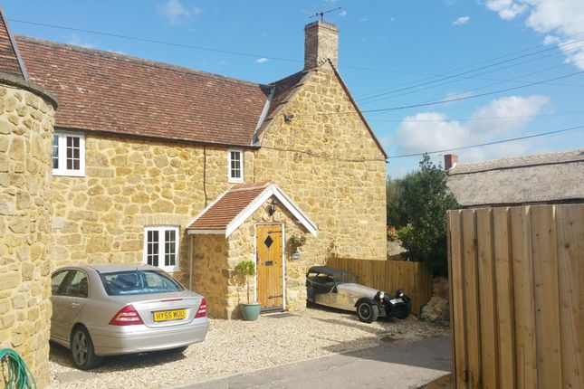 Thumbnail Cottage to rent in Donyatt, Nr Ilminster Somerset