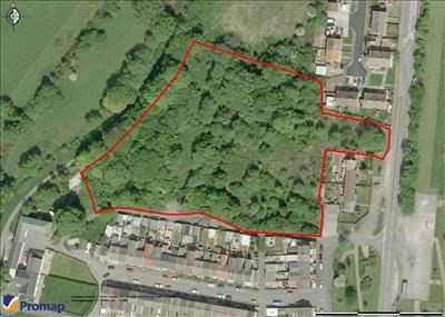 Thumbnail Land for sale in Former Allotment Gardens, Oakfield Street, Aberfan, Merthyr Tydfil