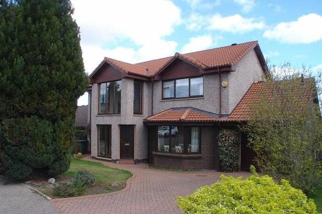 Thumbnail Detached house for sale in Beech Brae, Elgin, Moray