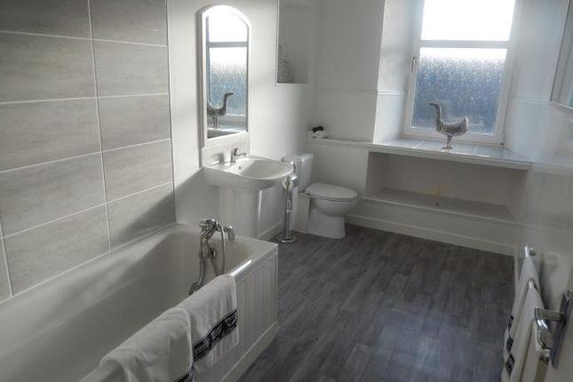 Thumbnail Flat to rent in Strathaven Road, Kirkmuirhill, Lanark