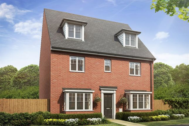 """Thumbnail Detached house for sale in """"The Regent """" at Southminster Road, Burnham-On-Crouch"""