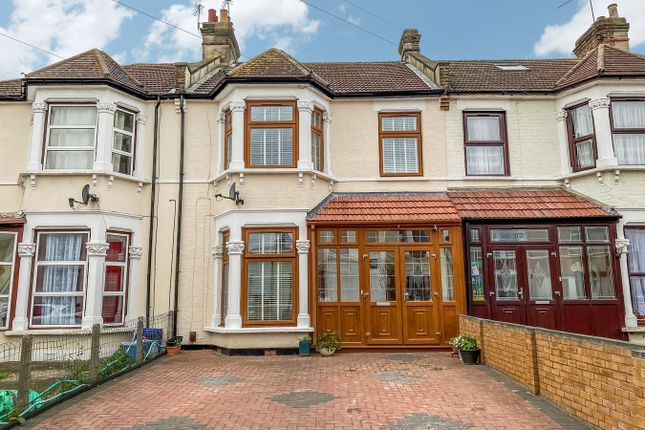 Thumbnail Terraced house for sale in Richmond Road, Ilford