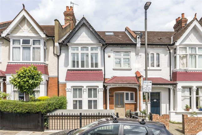 Thumbnail Terraced house for sale in Fircroft Road, London