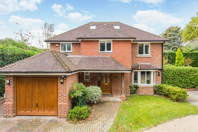 Thumbnail Detached house to rent in Church Road, Crowborough