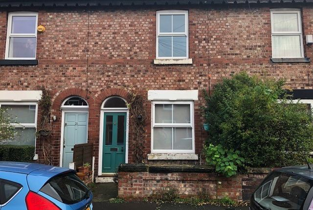 2 bed terraced house to rent in Watts Street, Levenshulme, Manchester M19