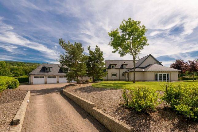 Thumbnail Detached house for sale in 13 Halmyre Loan, Romanno Bridge, West Linton