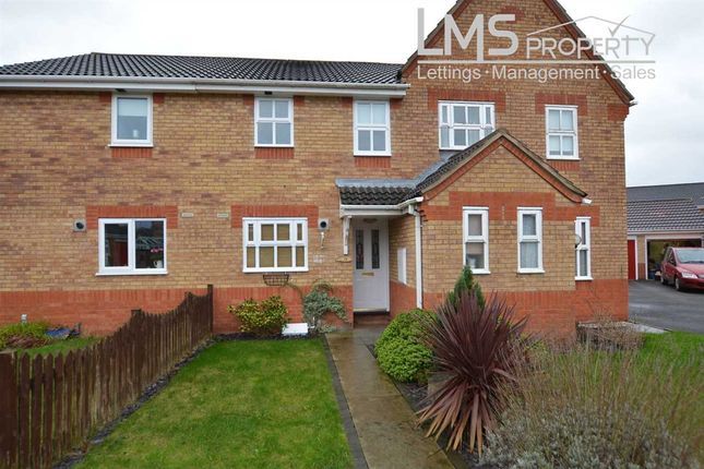 Thumbnail Mews house to rent in Alderton Grove, Winsford