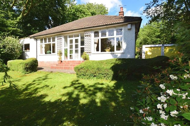 Thumbnail Detached bungalow for sale in Rochester Road, Chatham, Kent