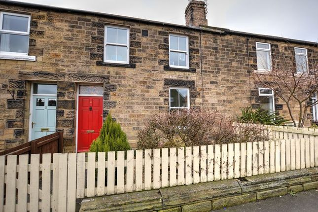 Thumbnail Terraced house for sale in Victoria Terrace, Alnwick