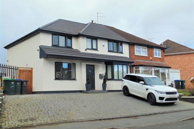 Thumbnail Semi-detached house for sale in Spouthouse Lane, Birmingham