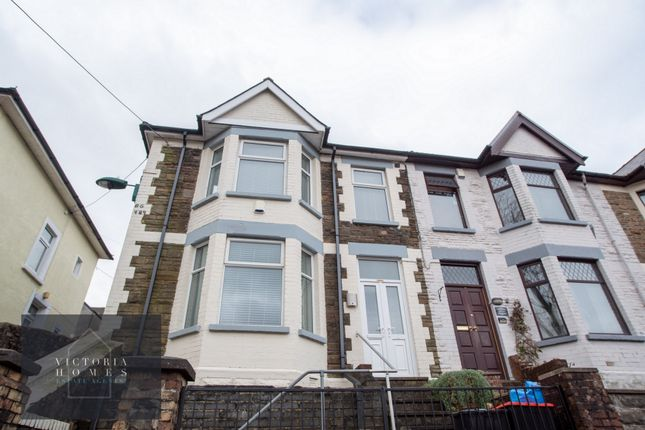Thumbnail Terraced house for sale in Holland Street, Ebbw Vale
