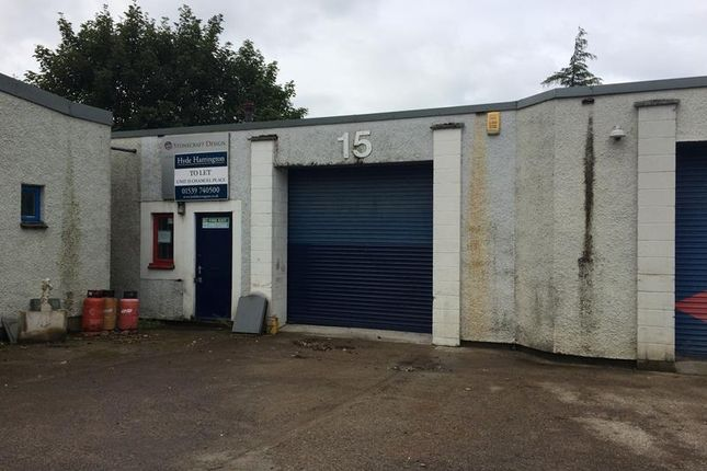 Thumbnail Light industrial to let in Unit 15 Chancel Place, Chancel Place, Shap Road Industrial Estate, Kendal, Cumbria