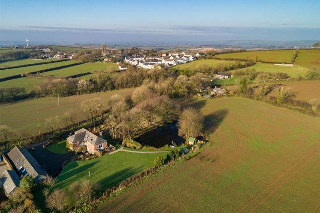 4 bed detached house for sale in St. Mabyn, Bodmin