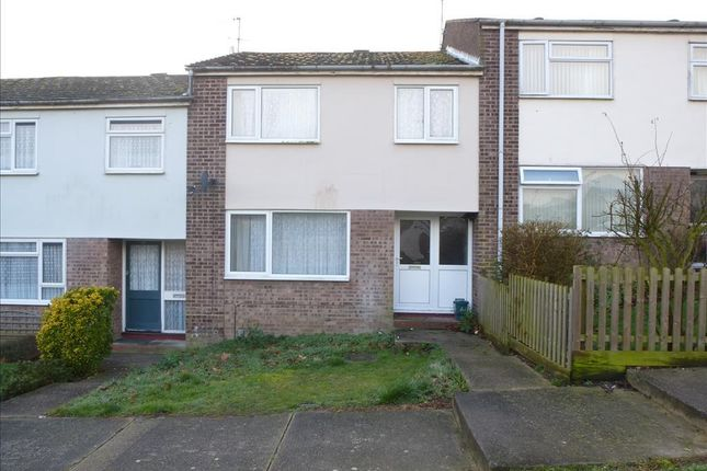 Thumbnail Property to rent in Rosalind Close, Colchester