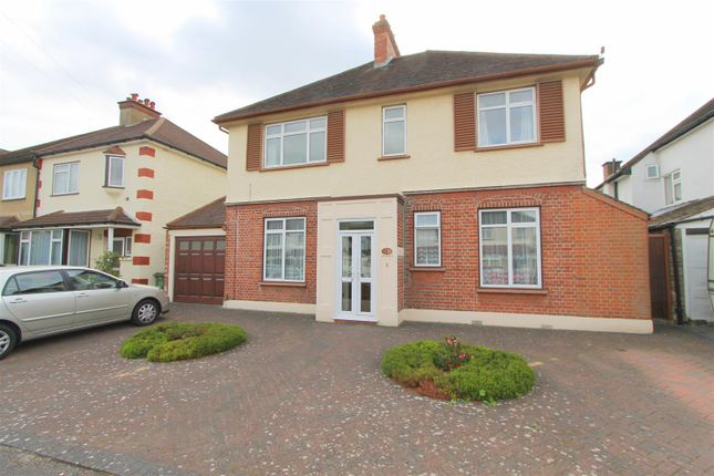 Thumbnail Detached house for sale in St. Georges Road, Wallington
