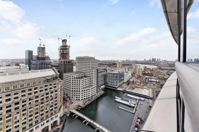 Thumbnail Flat to rent in India Quay, London