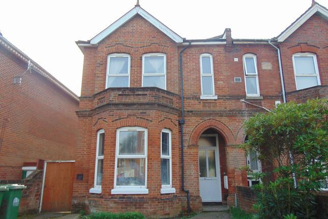 Thumbnail Terraced house to rent in Alma Road, Southampton