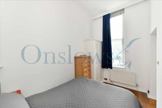 Bedroom of Queen's Gate, London SW7