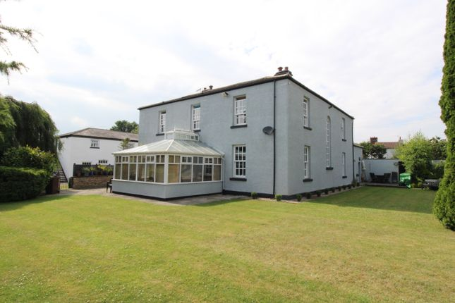 Thumbnail Detached house for sale in Doncaster Road, East Hardwick, Pontefract