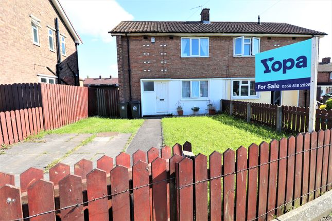 Front of Kexwith Moor Close, Darlington DL1