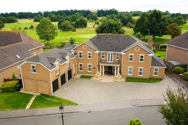 Thumbnail Detached house for sale in Turnberry Lane, Collingtree, Northampton