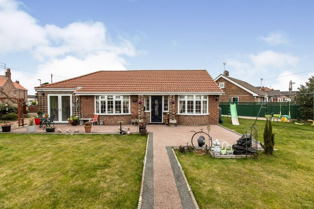 3 bed detached bungalow for sale in Fir Tree Lane, Thorpe Willoughby, Selby YO8