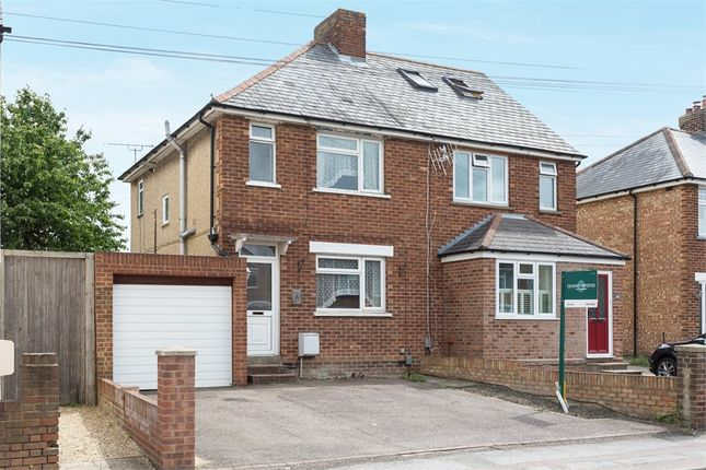 Thumbnail Semi-detached house for sale in High Street, Arlesey, Bedfordshire