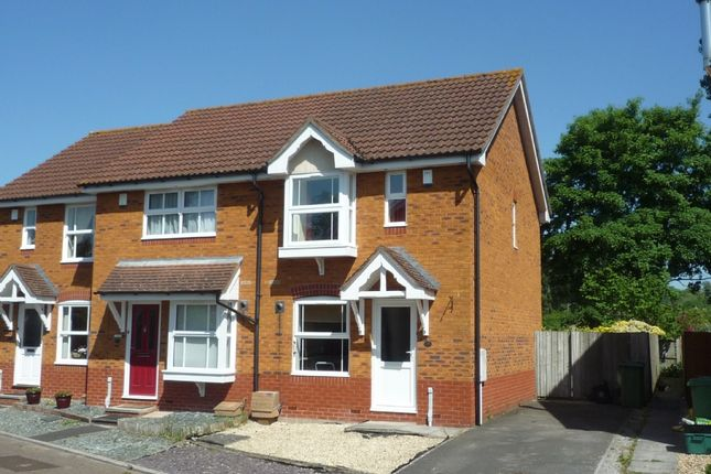 Thumbnail Semi-detached house to rent in Stag Way, Glastonbury