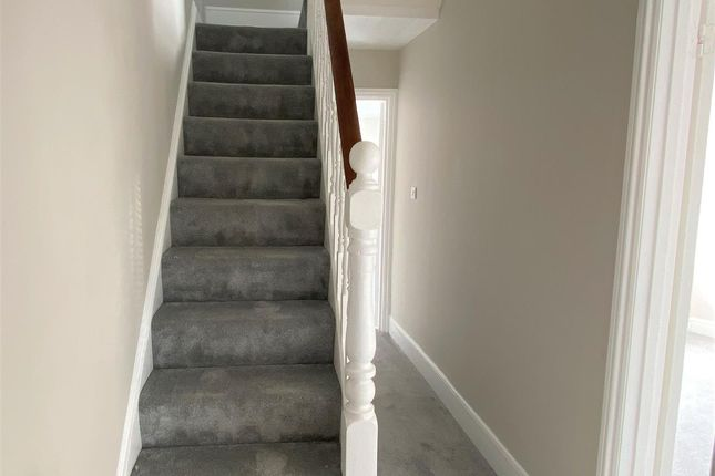 Stairs Landing And Entrance Hall