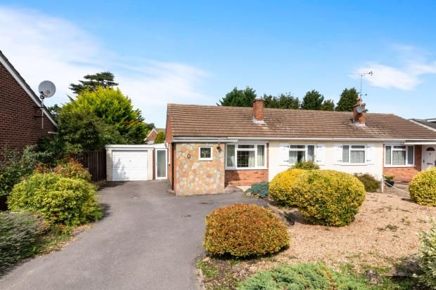 Thumbnail Semi-detached bungalow for sale in Parkhill Road, Blackwater, Camberley