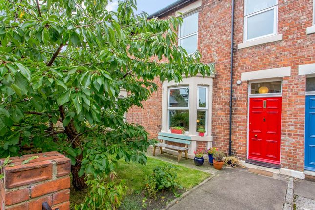 Thumbnail Terraced house for sale in Eversley Place, Newcastle Upon Tyne
