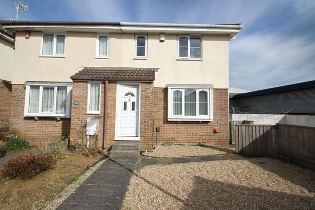Thumbnail Semi-detached house for sale in White Friars Lane, Plymouth, Plymouth
