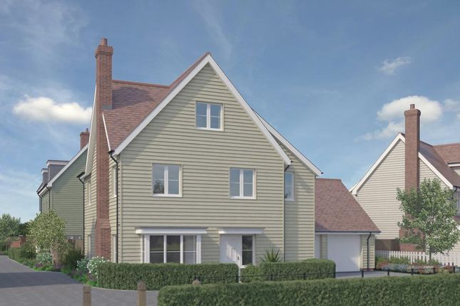 Thumbnail Detached house for sale in Centenary Way, Off White Hart Lane, Chelmsford, Essex