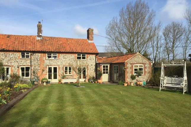 Thumbnail Cottage to rent in Great Snoring, Fakenham