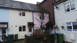 Thumbnail Terraced house to rent in Carpenters Meadow, Pulborough
