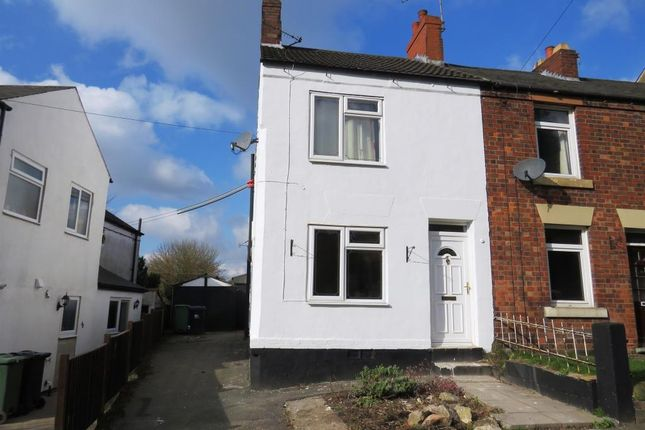 2 bed end terrace house to rent in Horsley Road, Kilburn, Belper DE56