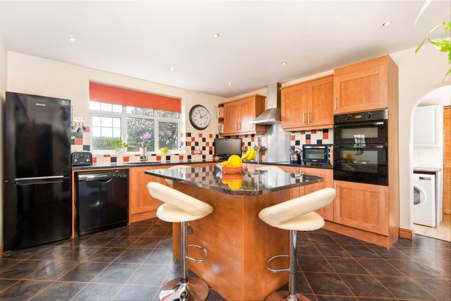 Thumbnail Detached house for sale in Halliford Road, Sunbury-On-Thames, Surrey