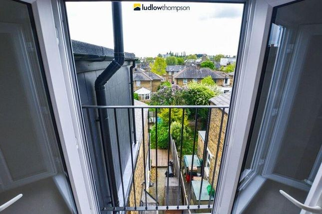 View From Master of Harlescott Road, London SE15