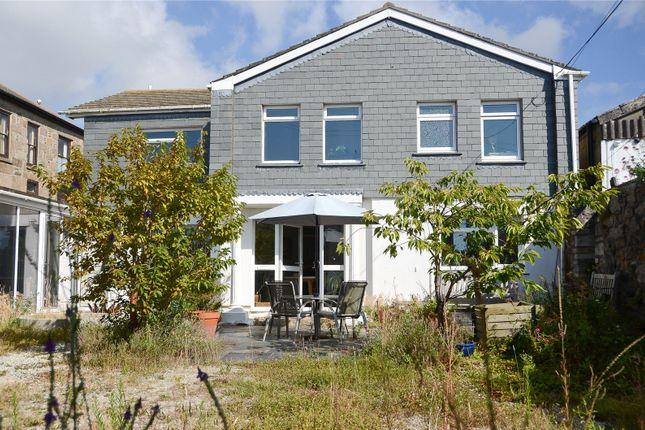 Detached house for sale in Voundervour Lane, Penzance