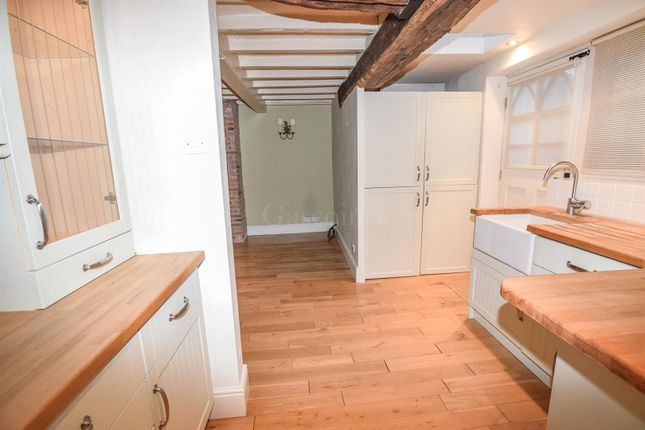 Kitchen of King Street, Southwell NG25