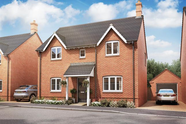 Thumbnail Property for sale in Cropston Road, Anstey, Leicester