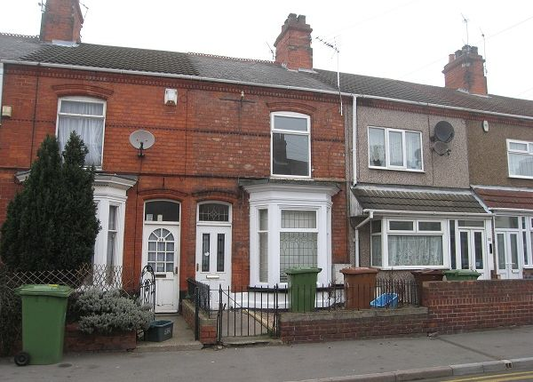 Thumbnail Terraced house to rent in Bentley Street, Cleethorpes